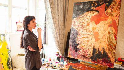 Анастасия Логинова: «У меня всегда была и есть потребность творить…»