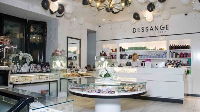 Dessange Summer Details Party