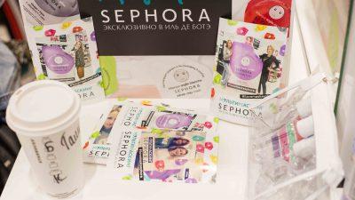 Блогеры презентовали глиняные маски Sephora.