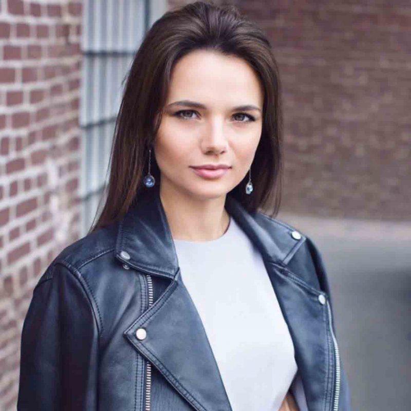 актриса Татьяна Космачёва