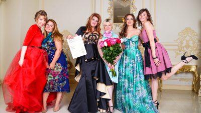 Показ учеников Корсетной школы Ольги Каурцевой в рамках FRM Fashion Week
