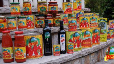Органические био-томаты «La Valle»