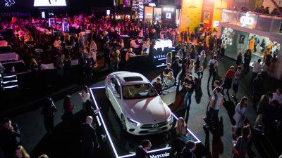 Расписание показов и презентаций 37 сезона Mercedes-Benz Fashion Week Russia 13-17 октября весна-лето 2018-19