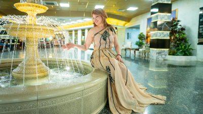 Ирина Дзедзичек: «Я хочу увеличить магию прекрасного троекратно!»