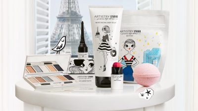 Коллекцией ARTISTRY STUDIOT Parisian Style Edition 1.0