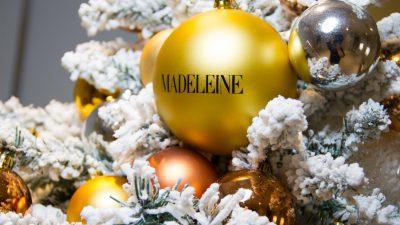 Презентация новогодней коллекции от MADELEINE