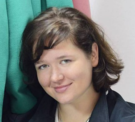 Натали Яшкова