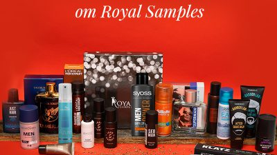 MAN BOX от Royal Samples!