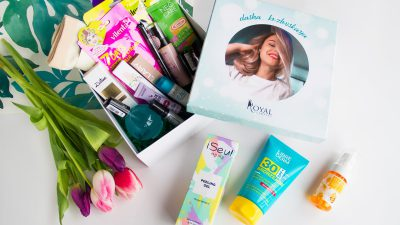 Beaty-box DASHA KOZLOVSKAYA #1 от Royal Samples!