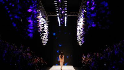 Расписание видеопрезентаций Mercedes-Benz Fashion Week Russia 2020 г.