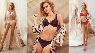 Новая коллекция нижнего белья от итальянского бренда SiSi