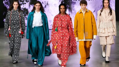 Innominate на Mercedes-Benz Fashion Week Russia, SS 2021