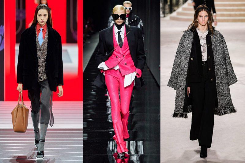 Prada Versace Chanel (фото с Vogue. com)