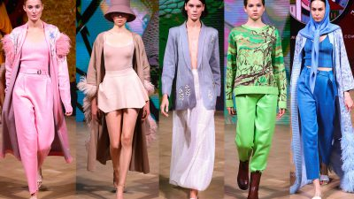 Maison Kaleidoscope на Mercedes-Benz Fashion Week Russia, SS 2021
