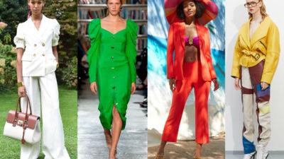 Модные тренды на весна-лето 2021
