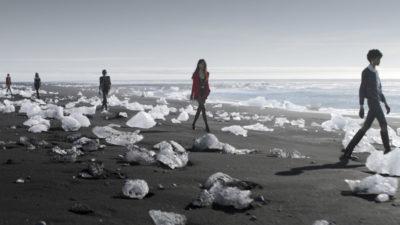 Новая женская коллекция Yves Saint Laurent осень-зима 2021/2022